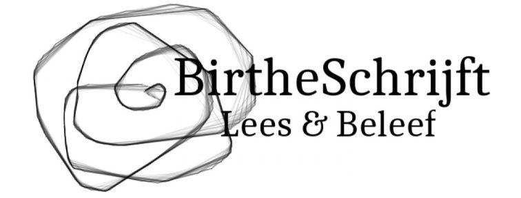 BirtheSchrijft logo